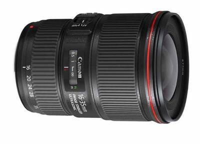 Canon ha presentado dos nuevos objetivos zoom ultra angulares: 16-35 mm f/4 y 10-18 mm f/4.5-5.6