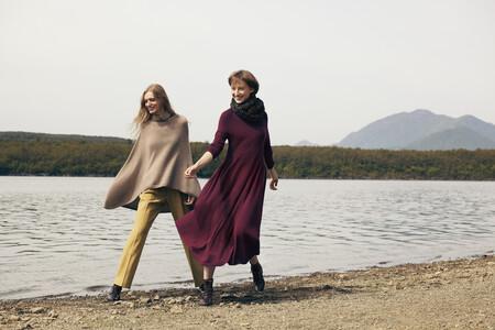 Uniqlo e Inès de la Fressange nos proponen el 'chic' parisino más estiloso en esta nueva colección de otoño