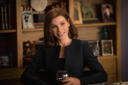 'The Good Wife' se acaba cerrando la educación de Alicia Florrick