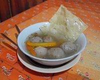 Las Bakso o albóndigas de Indonesia