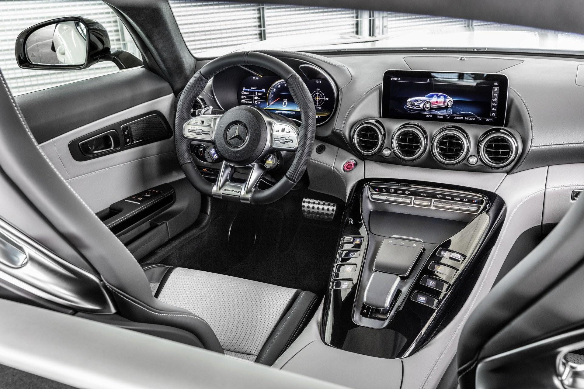 Foto de Mercedes-AMG GT 2020 (12/44)
