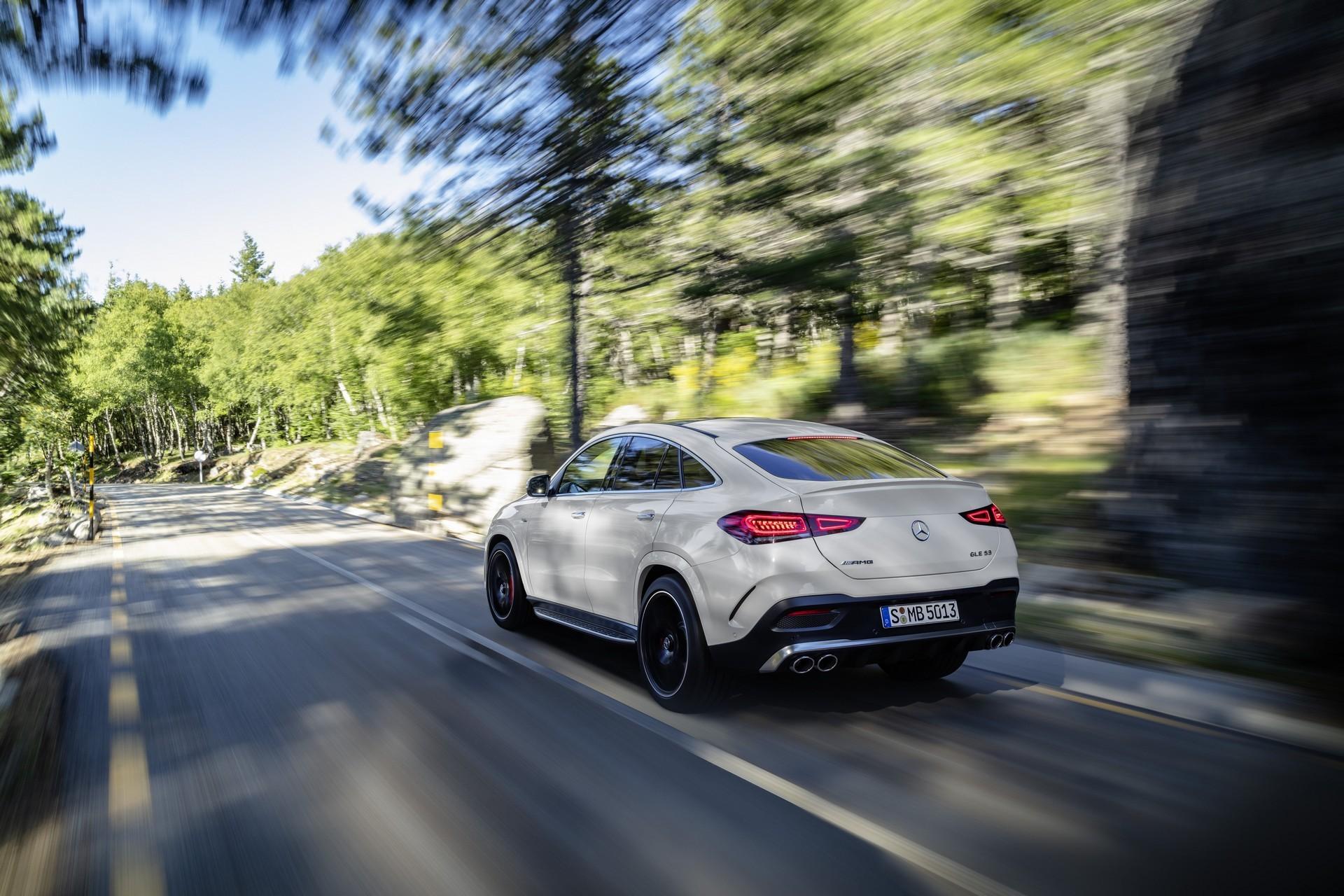 Foto de Mercedes-Benz GLE Coupé 2020 (21/52)