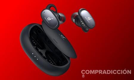 Estos auriculares true wireless Anker Liberty 2 Pro son mucho más baratos que unos AirPods y sólo hoy están a precio mínimo en Amazon por 88 euros