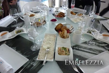 El restaurante gastronómico Arola Tapas en Sintra, Portugal (I): probamos la degustación de tapas