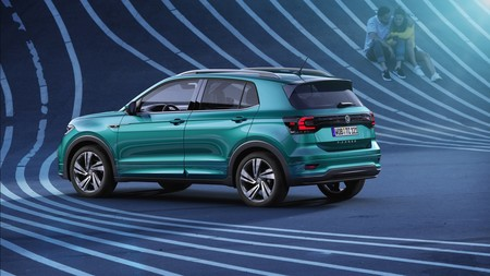Volkswagen T Cross 7
