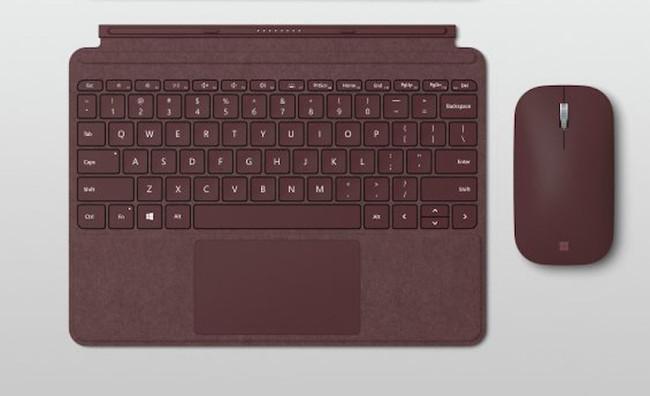 Surface Mobile Mouse es el nombre del nuevo ratón que han anunciado en Microsoft para acompañar a la Surface Go
