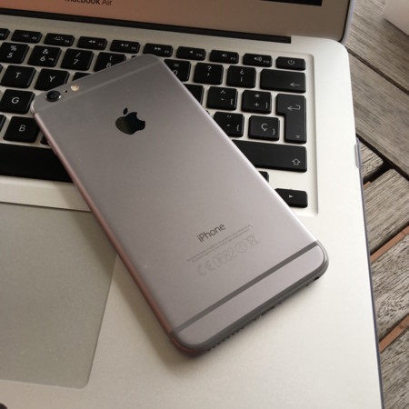 como quitar funda iphone 6