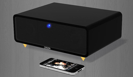 Croon lanza The Original, su primer altavoz Bluetooth