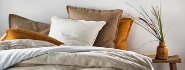 Ropa de cama de las rebajas de La Redoute con descuentos de hasta el 50%: 13 ambientes de dormitorio