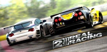 Real Racing 2 Llega Al Android Market