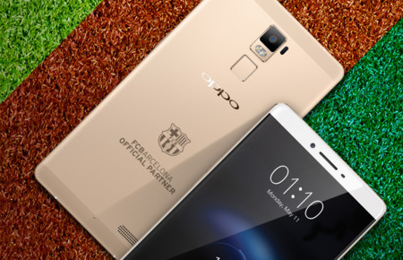 Oppo R7 Limited Fcb