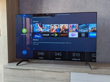 """El espectacular televisor Android TV Sony Bravia OLED KE65A8P de 65"""" a 120 Hz tiene descuentazo en Amazon: a 750 euros menos"""