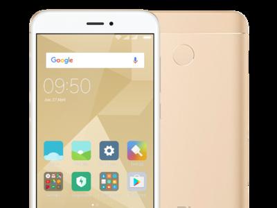 La versión de 16GB del Xiaomi Redmi 4X ahora por 89 euros y envío gratis