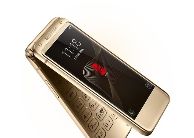 Los teléfonos de tipo concha siguen evolucionando: Samsung presentará el W2018 el 1 de diciembre