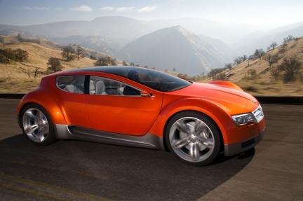 Dodge ZEO Concept, el carnero más eléctrico