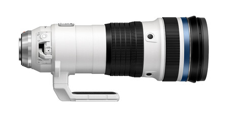 Olympus M Zuiko Digital Ed 150 400mm F45 Tc125x Is Pro 03