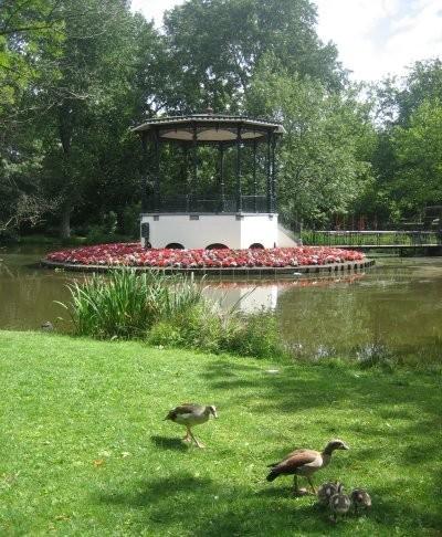 Vondelpark, el corazón verde de Ámsterdam