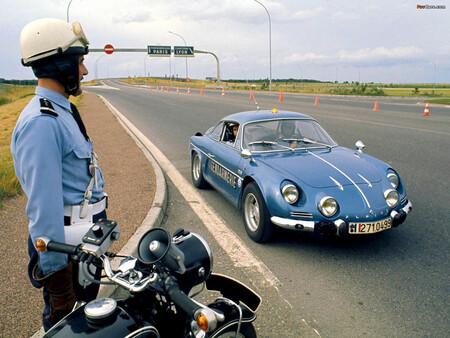 Gendarmerie Alpine A110