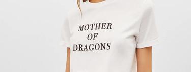 Seas o no fan de Juego de Tronos vas a querer estas nuevas camisetas de Bershka