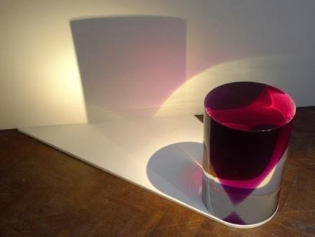 Piezas de mobiliario alucinógeno. Por Andy Martin