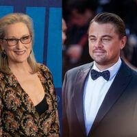 Leonardo DiCaprio, Meryl Streep y Jennifer Lawrence lideran el repartazo de la nueva película de Adam McKay para Netflix
