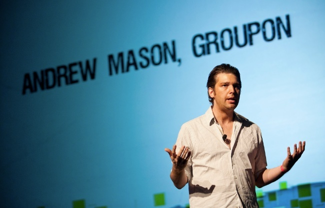 andrew mason groupon