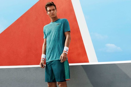 Tomas Berdych Tennis Collection H M Primavera Verano 2015 3