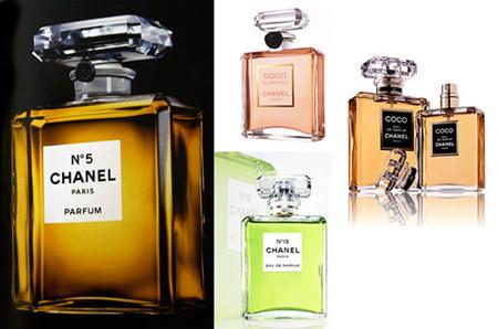 Fragancias exclusivas de Chanel