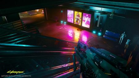 Cyberpunk 2077 Con Raytracing 2
