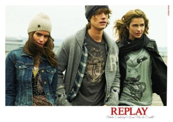 Foto de Replay y su campaña para este Otoño-Invierno 2010/2011 (4/4)