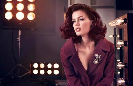 Retro Nouveau, las tendencias para el cabello de L'oréal Professionnel para el próximo otoño - invierno