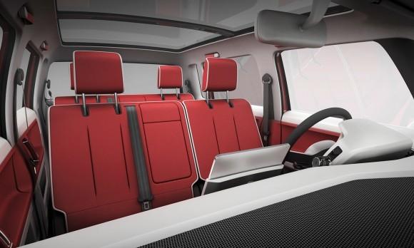 Nueva Camper de VW eléctrica