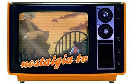 'El Rey del Sushi', Nostalgia TV
