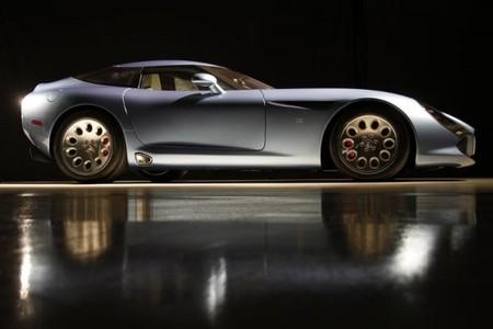 El último Alfa Romeo Zagato Stradale TZ3 ¿Quién dijo que mezclar es malo?