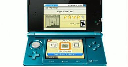 eShop, la nueva tienda digital de Nintendo 3DS