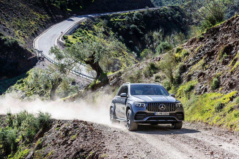 Foto de Mercedes-AMG GLE 53 4MATIC+ 2019 (14/44)
