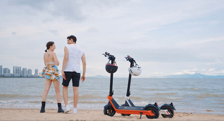 Komeet X9: un nuevo patinete eléctrico que llega a 40 km/h y tiene 100 km de autonomía, por un precio de 400 euros