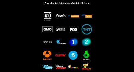 Movistar Plus Lite