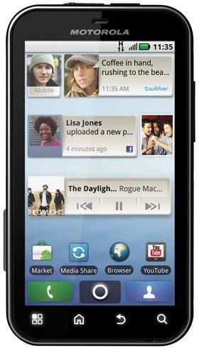 Motorola Defy, el Android resistente que faltaba