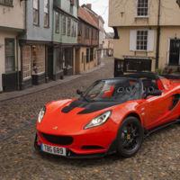 Lotus Elise Cup 250: el Elise más rápido para la calle