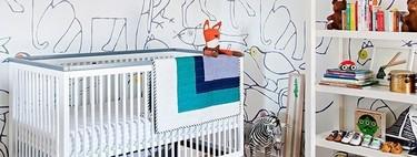 """Inspiración para decorar el dormitorio del bebé; tendencias y los accesorios """"deco"""" imprescindibles durante sus primeros meses"""