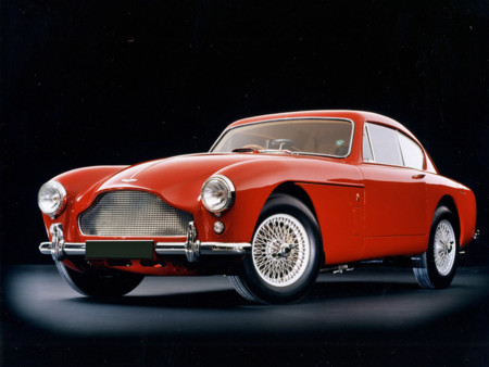 1958 Aston Martin DB MkIII