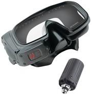 Tecnología punta en gafas de buceo