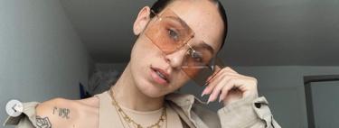 Las gafas del verano las firma el francés Jacquemus, cuestan 300 euros y no son nada fáciles de llevar