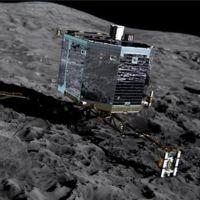 El logro de Rosetta y Philae. La imagen de la semana