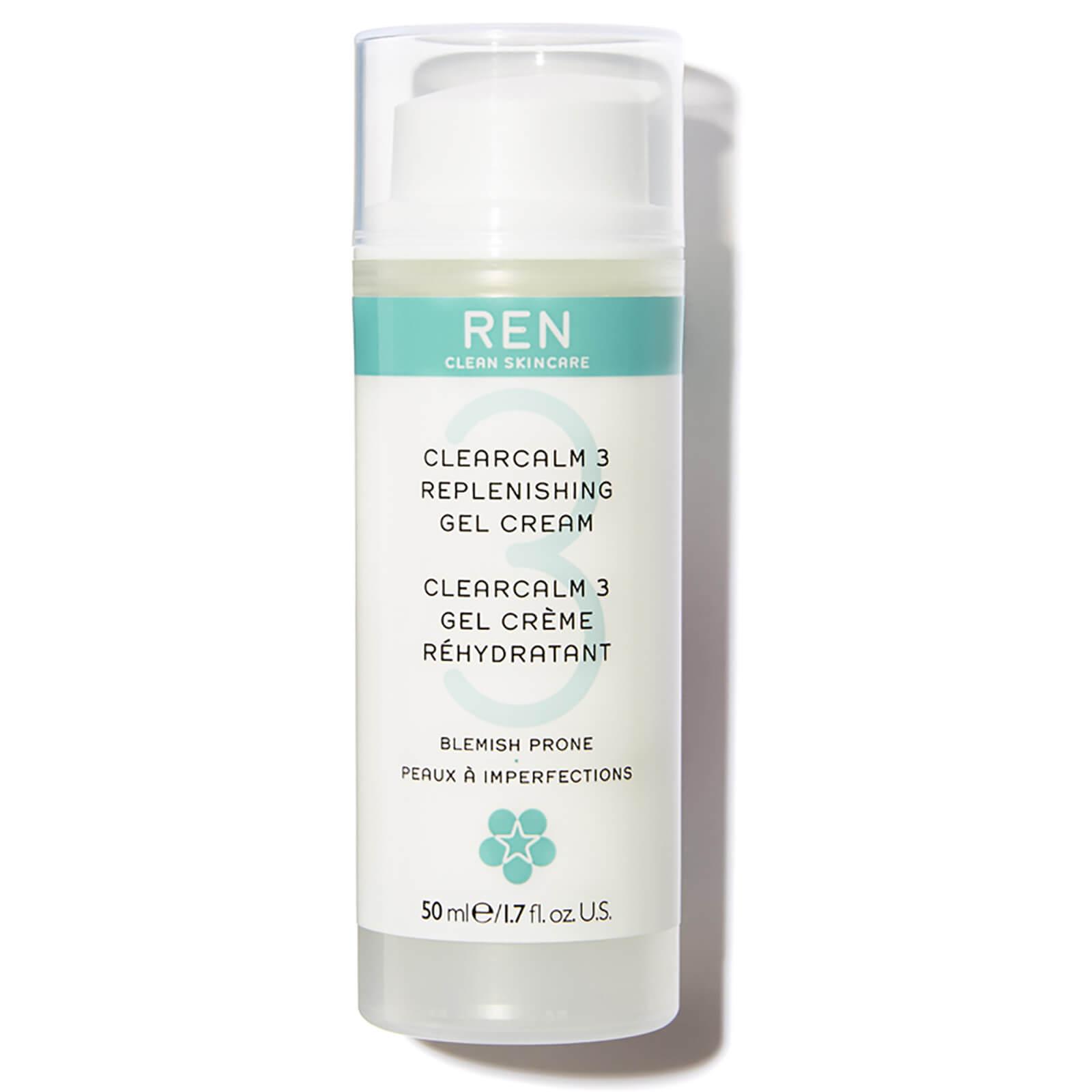 Crema Clear Calm reparadora y calmante de REN