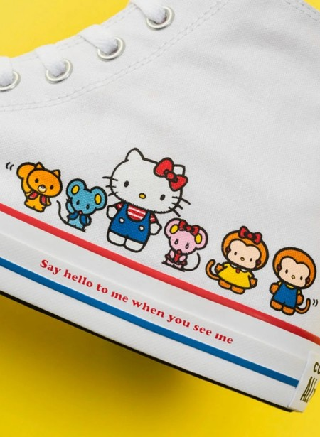 Converse X Hello Kitty 1