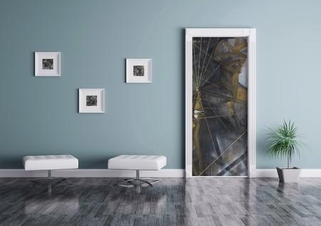 Doorpaper llega para revolucionar la imagen y el acabado de nuestras puertas