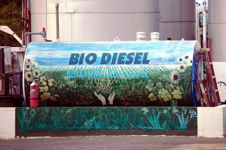 Usar biodiésel o aceite vegetal en vez de gasóleo en motores Diesel