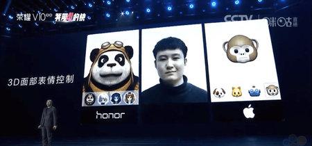 Honor prepara su Face ID junto a sus propios Animojis para competir contra Apple